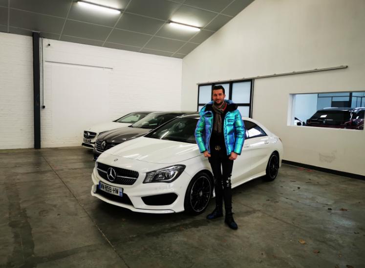 Mercedes Classe CLA Via automobile